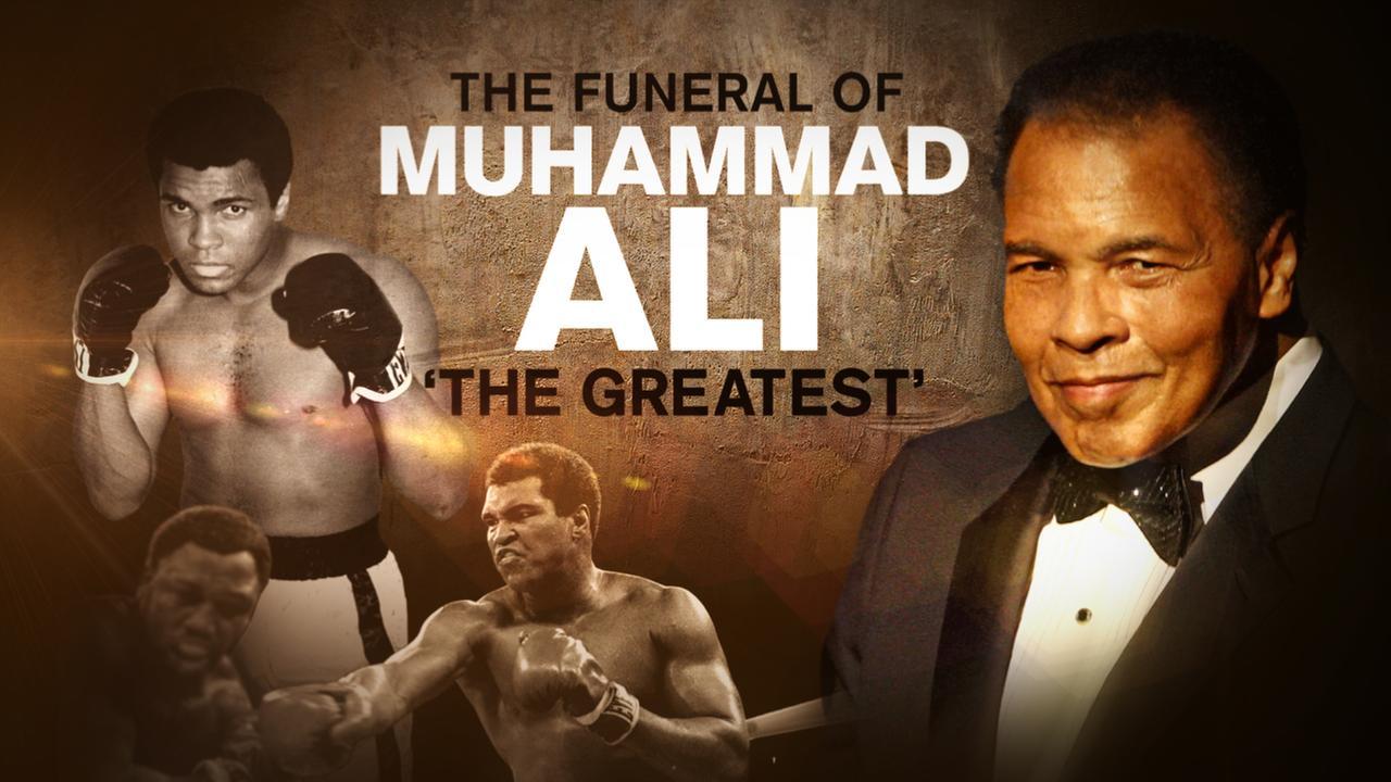 muhammad ali and the media
